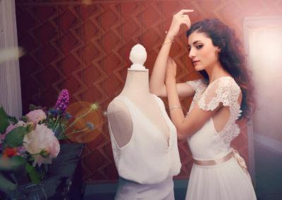 Pauline Starck Atelier – Créatrice de robes de mariées