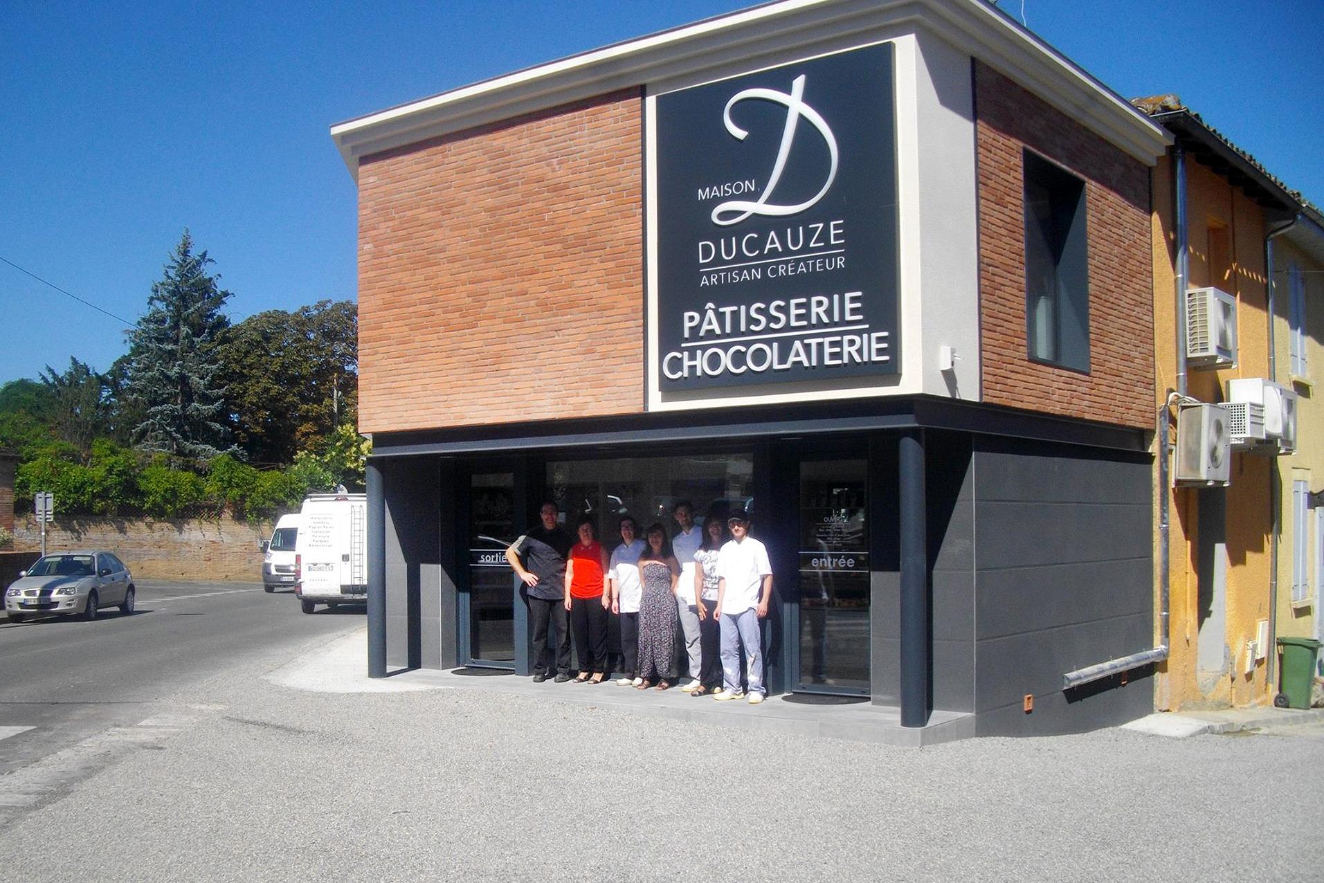 maison Ducauze magasin